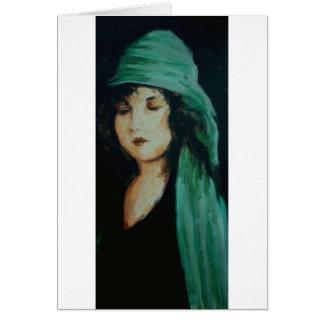 Clara Bow Card