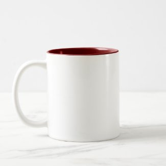 Clara Bow Plastic Age Mug mug