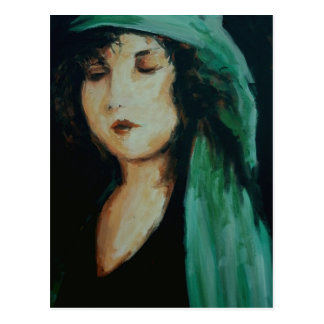 Clara Bow Postcard