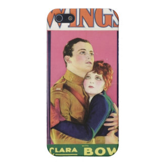 Clara Bow WINGS movie poster iPhone SE/5/5s Cover