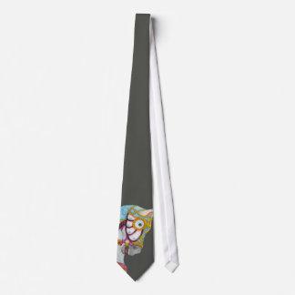 Clara Carousel Horse Tie