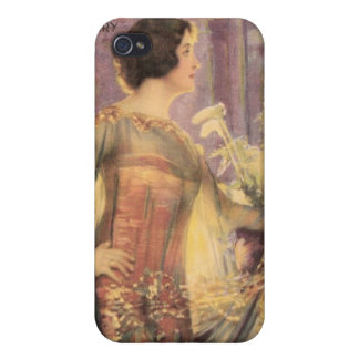 Clara Kimball Young 1919 Cases For iPhone 4