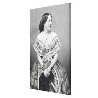 Clara Novello Lona Envuelta Para Galerias