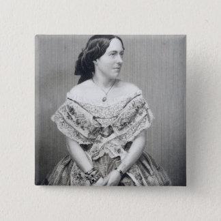 Clara Novello Pinback Button