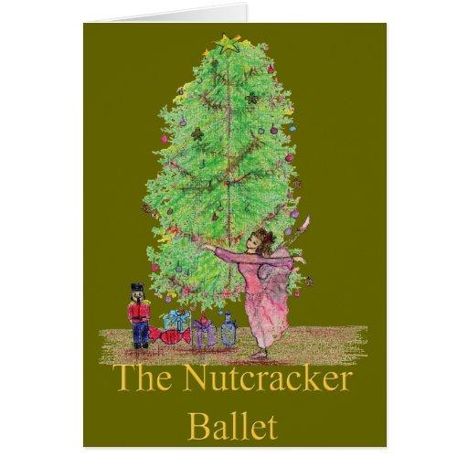 Clara & the Nutcracker Gifts Greeting Card