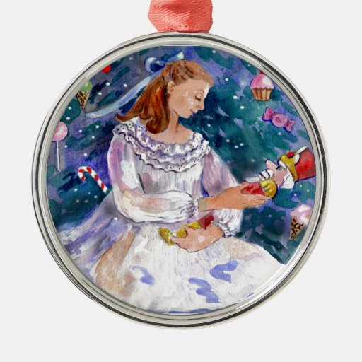 Clara y el cascanueces ornamento de reyes magos