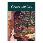 Clara y el cascanueces invitación 12,7 x 17,8 cm