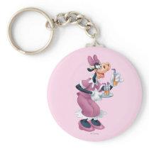 Clarabelle Cow Keychain