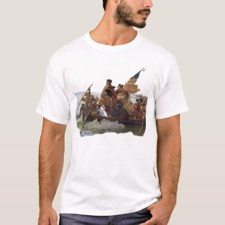 Clarabelle crossing the Delaware T-Shirt