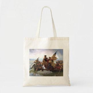 Clarabelle crossing the Delaware Tote Bag