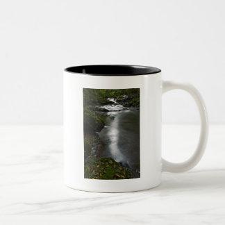 clare glens Two-Tone coffee mug