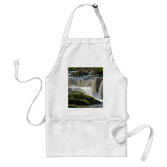 clare glens waterfall adult apron