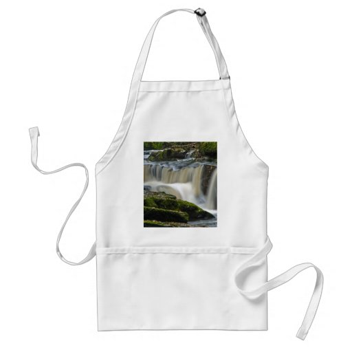 clare glens waterfall aprons