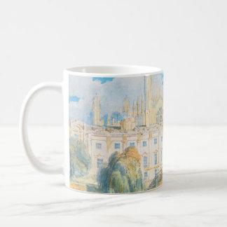 Clare Hall and King's College Chapel, Cambridge, Coffee Mug