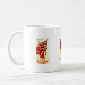 clare shirt, BERWICK INFANTRY FLAG, soldier3, i... Coffee Mug