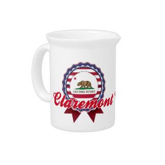 Claremont, CA Beverage Pitchers