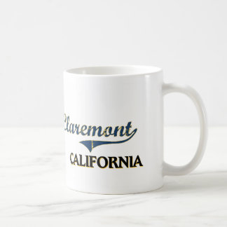 Claremont California City Classic Coffee Mug