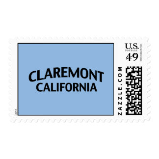 Claremont California Franqueo