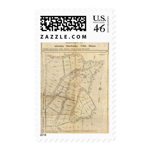 Claremont Heights Stamp