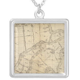 Claremont Heights Silver Plated Necklace