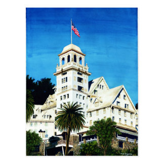 Claremont Hotel/CA - Mini Collectible Prints Postcard