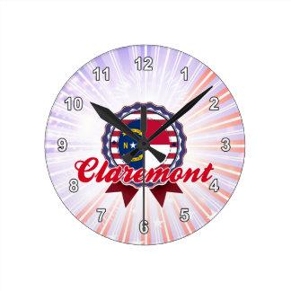 Claremont, NC Clock