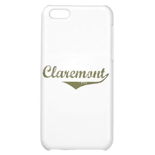 Claremont Revolution t shirts Case For iPhone 5C