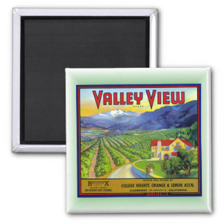 CLAREMONT VALLEY Magnet