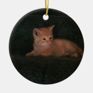 Clarence Ceramic Ornament