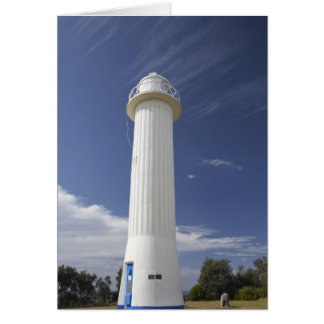 Clarence Head Lighthouse, Yamba, New South Card