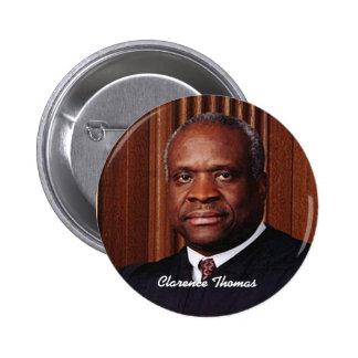 Clarence Thomas Pinback Buttons