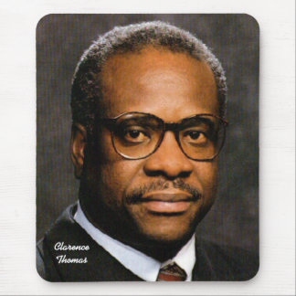 Clarence Thomas Mouse Pad