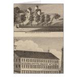 Clarendon Bickford Knitting Machine Cards