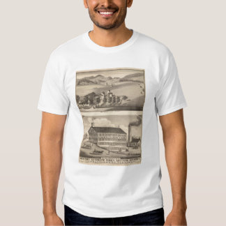 Clarendon Bickford Knitting Machine T-Shirt