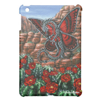 Claret Cup Dragon Fly iPad Case