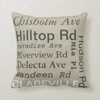 Clareville Cushion