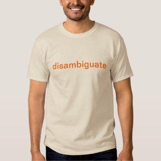 Clari-Camiseta Remeras