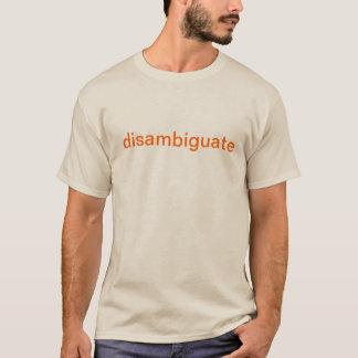 Clari-Tee T-Shirt