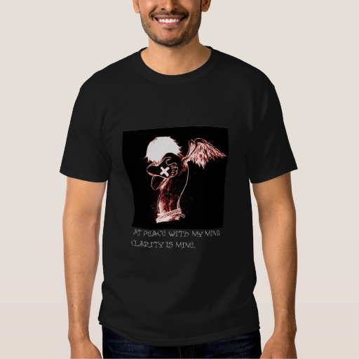 Claridad (negro) camisas