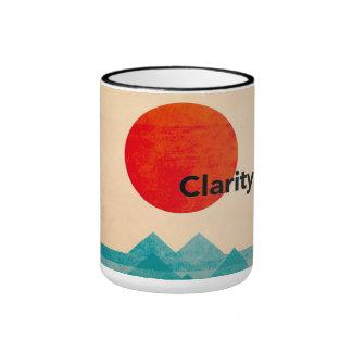 Claridad Taza A Dos Colores
