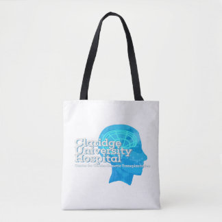 Claridge University Brain Transplant Center Tote! Tote Bag