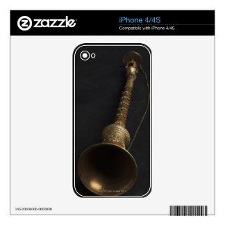 Clarinet 2 iPhone 4S decals