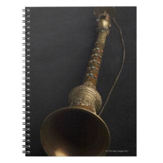 Clarinet 2 note book