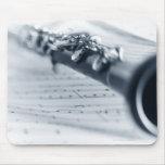Clarinet Alfombrillas De Raton