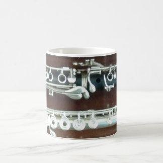 Clarinet and Flute Duo Magic Mug