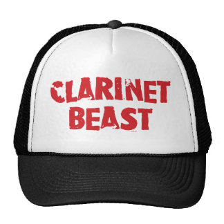 Clarinet Beast Hat