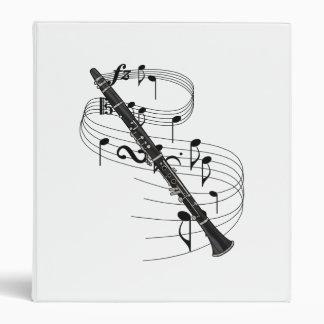 Clarinet Binder