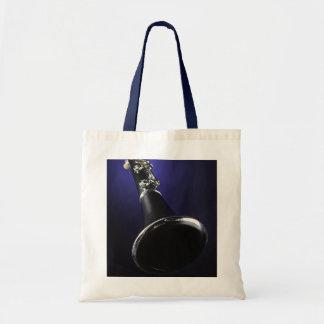 Clarinet Budget Tote Bag
