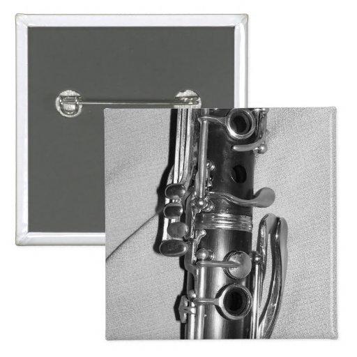 Clarinet Button