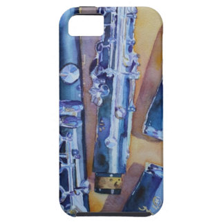 Clarinet Candy iPhone SE/5/5s Case